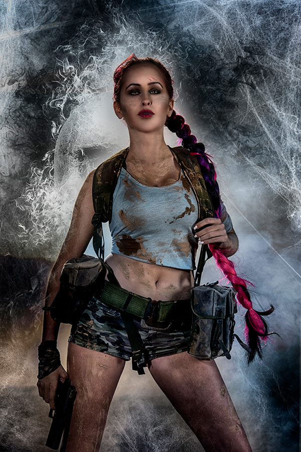 Tomb Raider Photoshoot